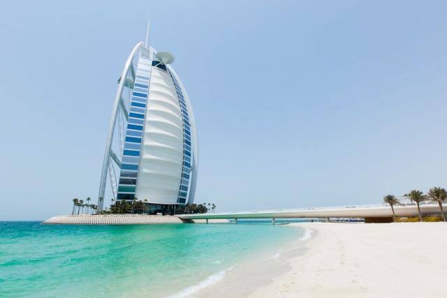 Burj Al Arab / Oyster