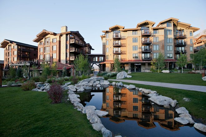 Grounds at Hotel Terra Jackson Hole, A Noble House Resort/Oyster