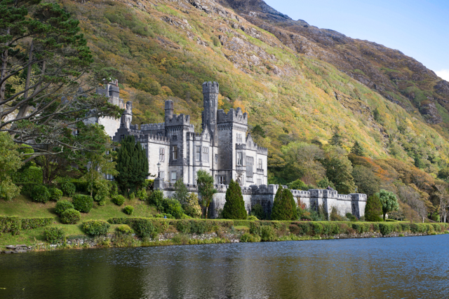 Kylemore Abbey/Oyster