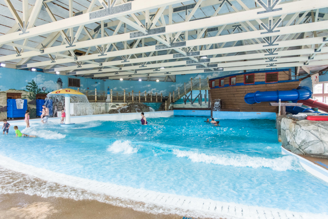 Wave Pool at the Cape Codder Resort & Spa/Oyster