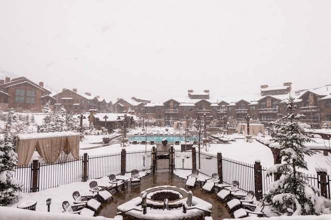 Waldorf Astoria Park City / Oyster
