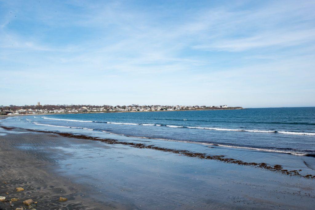 Beach at The Chanler at Cliff Walk in Newport, Rhode Island