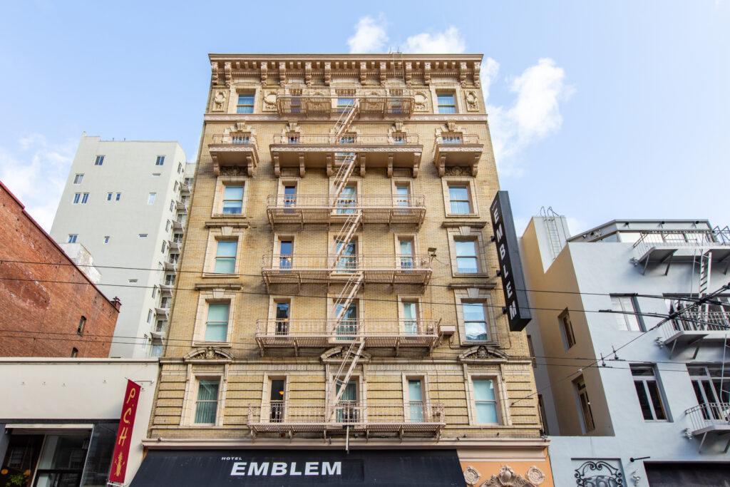 Hotel Emblem, San Francisco