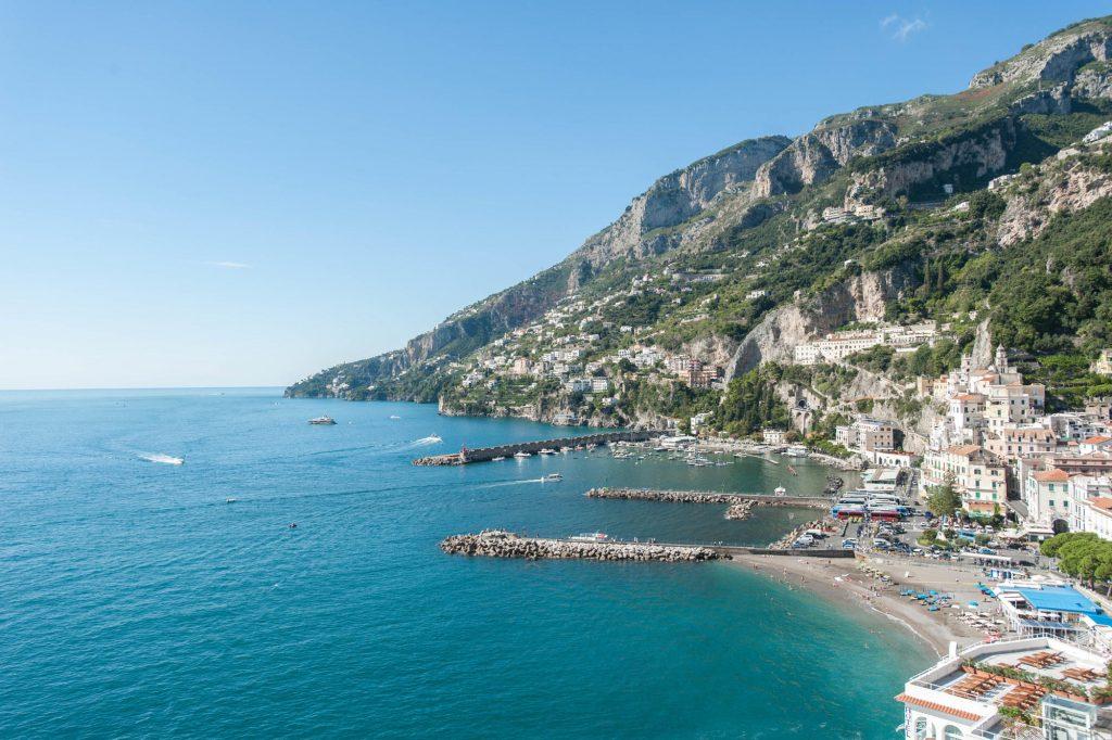 Hotel Luna Convento, Amalfi, Italy