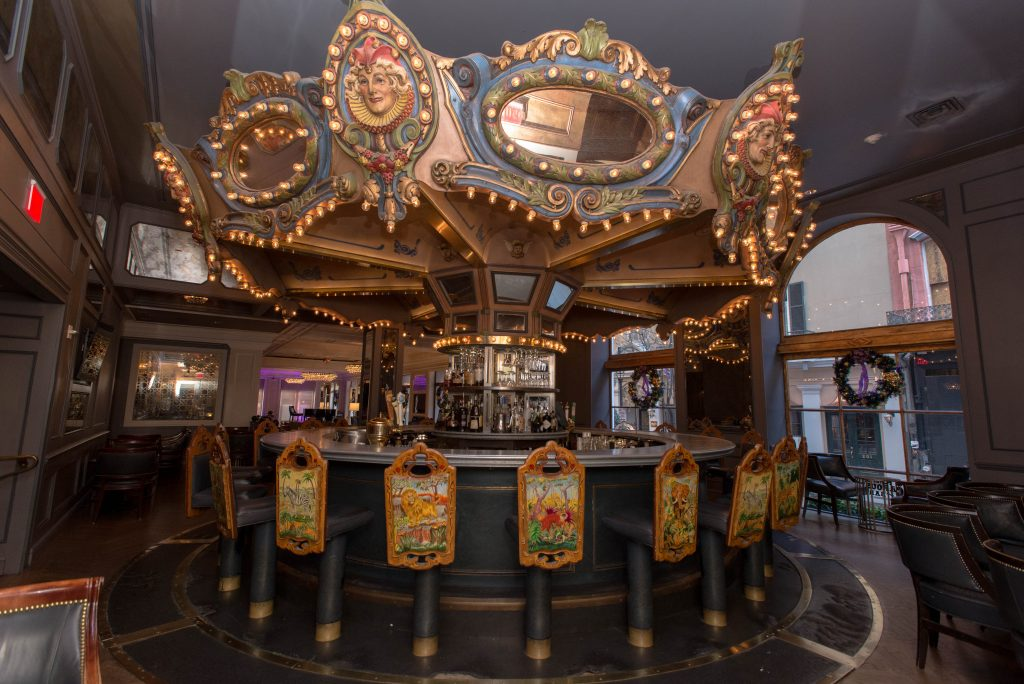 Carousel Bar in Hotel Monteleone, New Orleans