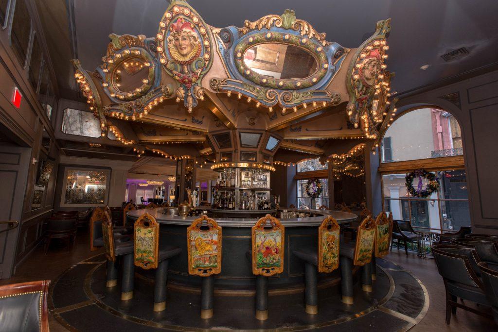 Carousel Bar in Hotel Monteleone, New Orleans