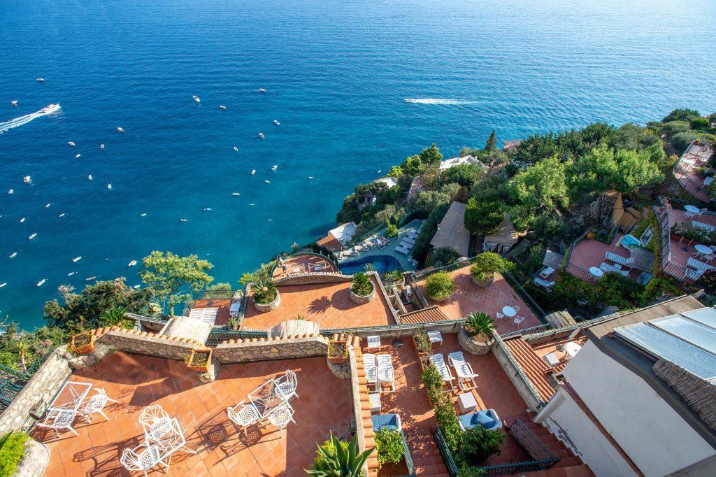 Le Agavi Hotel, Positano, Italy
