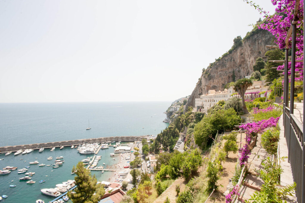 NH Collection Grand Hotel Convento di Amalfi, Italy