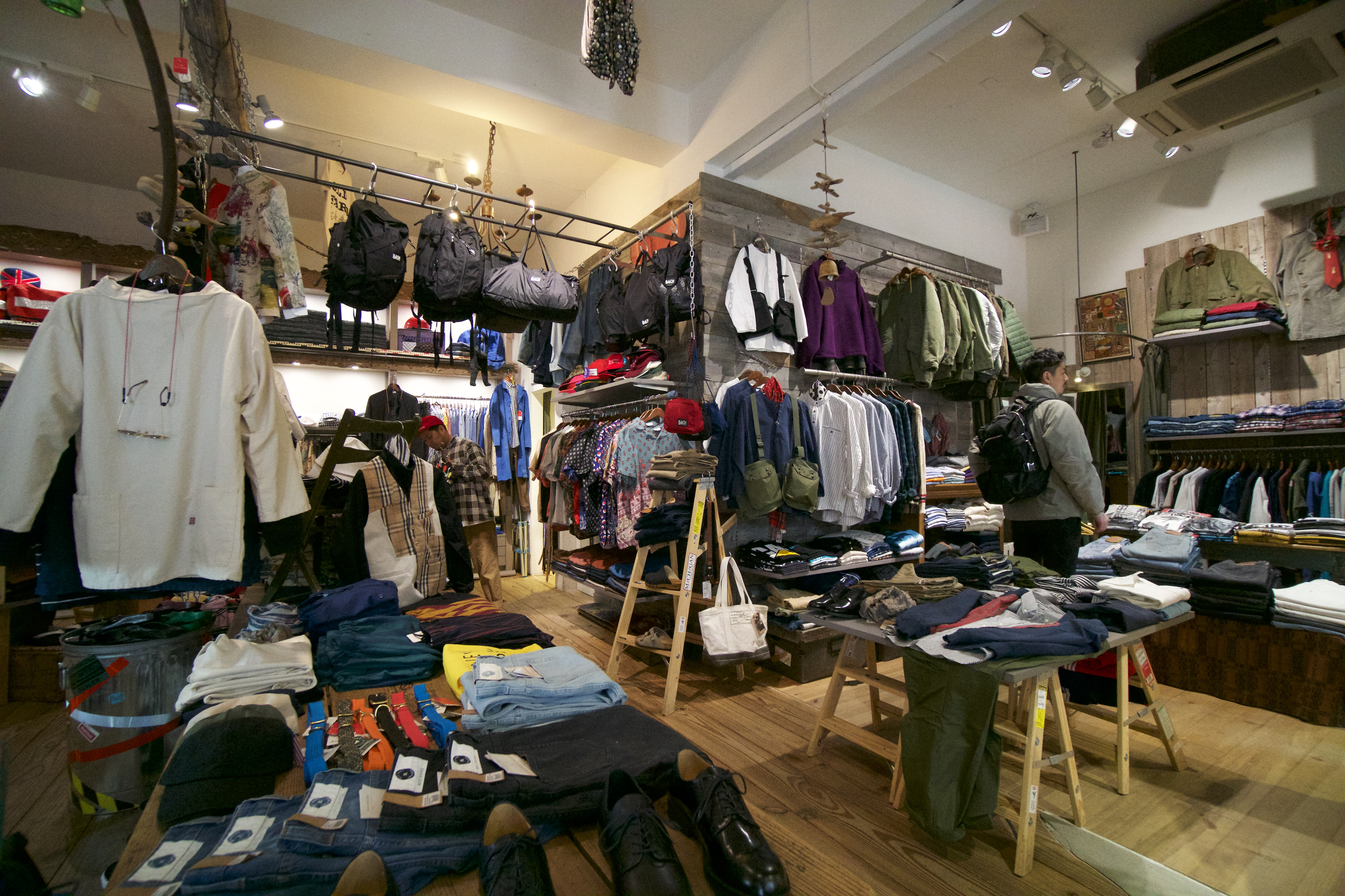 The boutiques of Nakameguro make a great afternoon shopping excursion