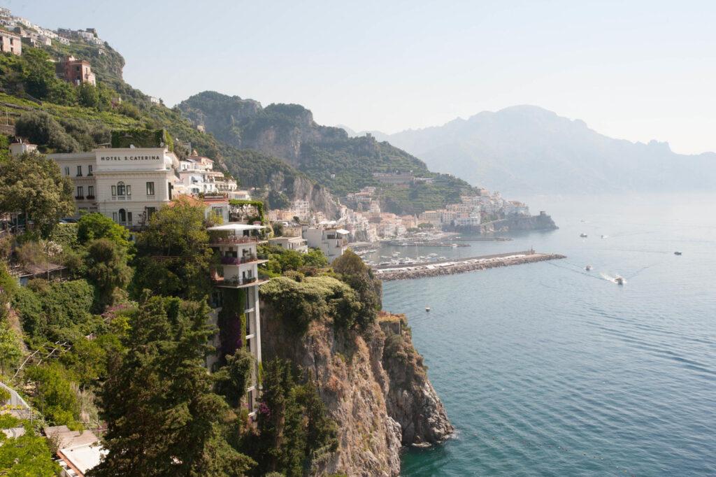 Santa Caterina Hotel, Amalfi, Italy