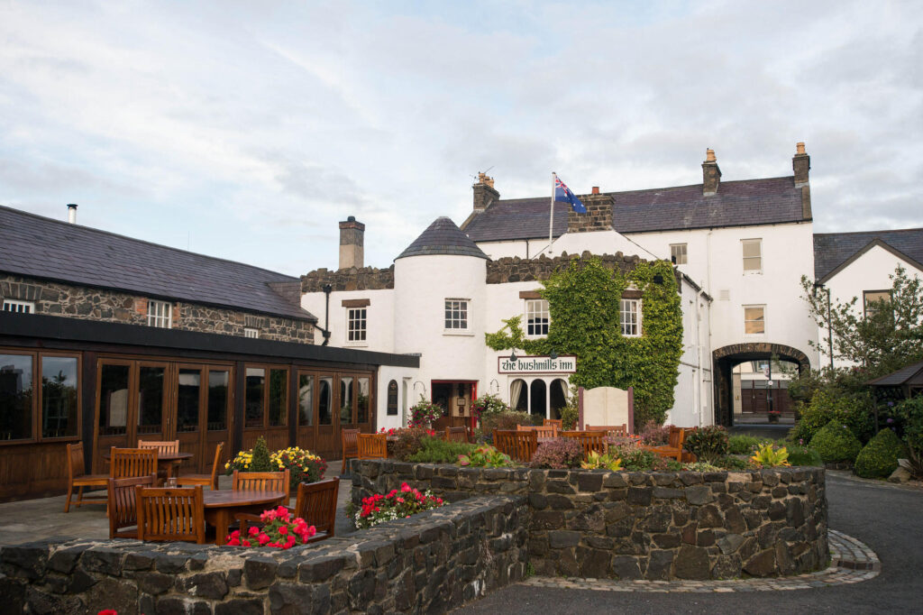 The Bushmills Inn Hotel, Ireland