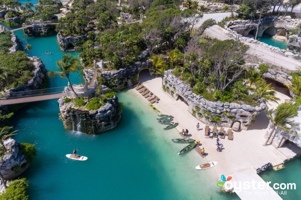 Water Sports at Hotel Xcaret Mexico/Oyster