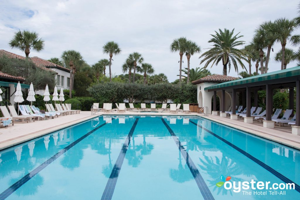 Pool at The Cloister at Sea Island/Oyster