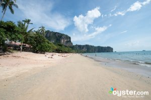 Beach at Phra Nang Inn/Oyster