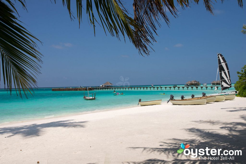 The Maldives are already feeling major impacts of climate change.