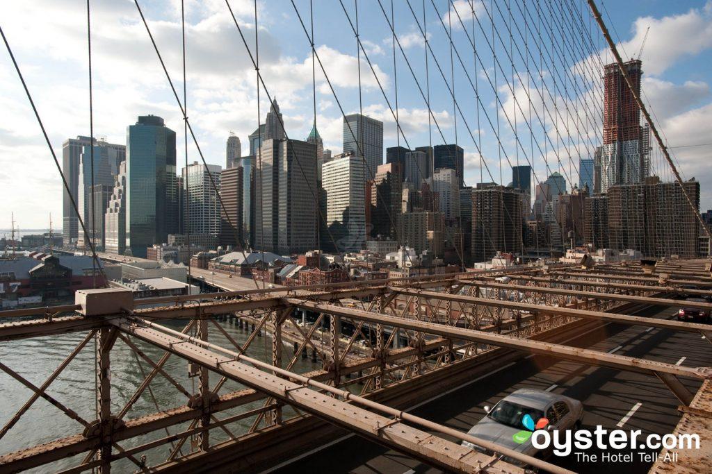 Vieux et nouveaux s'installent côte à côte à New York, rendant ses quartiers fascinants à explorer.