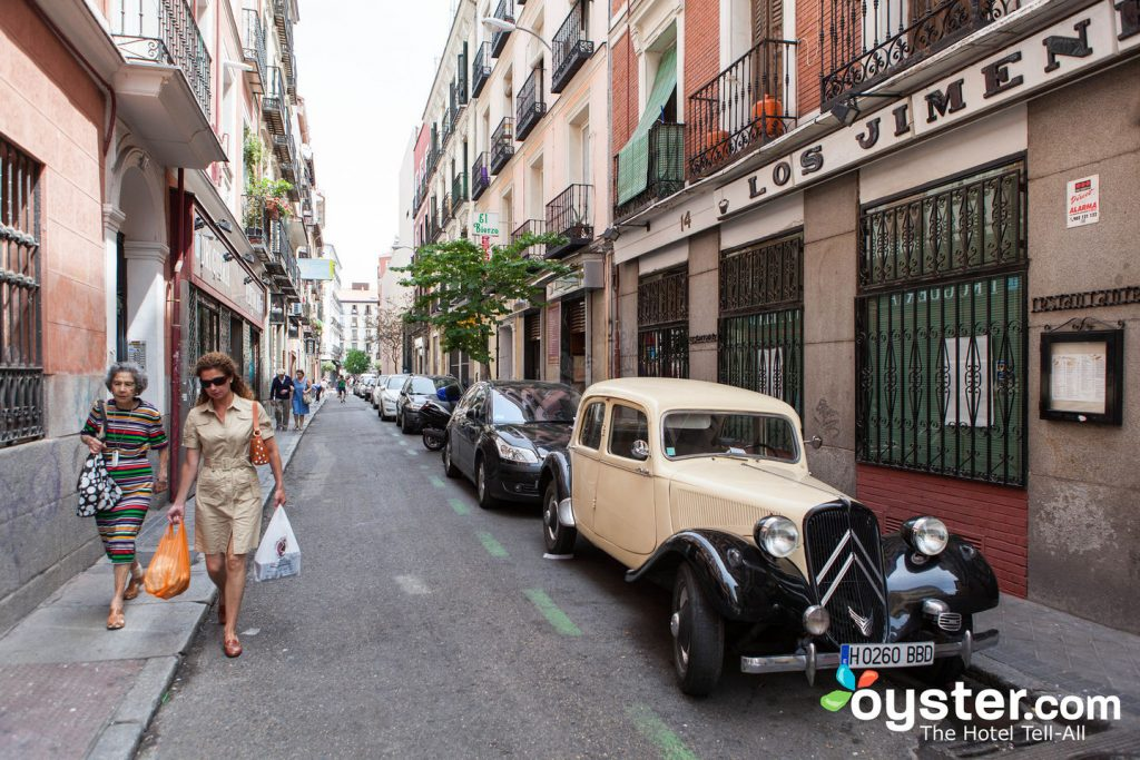 Madrid is one of Spain's classiest cities.