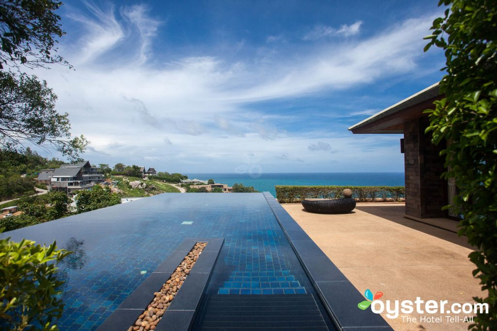 View from the CIELO Suite at Paresa
