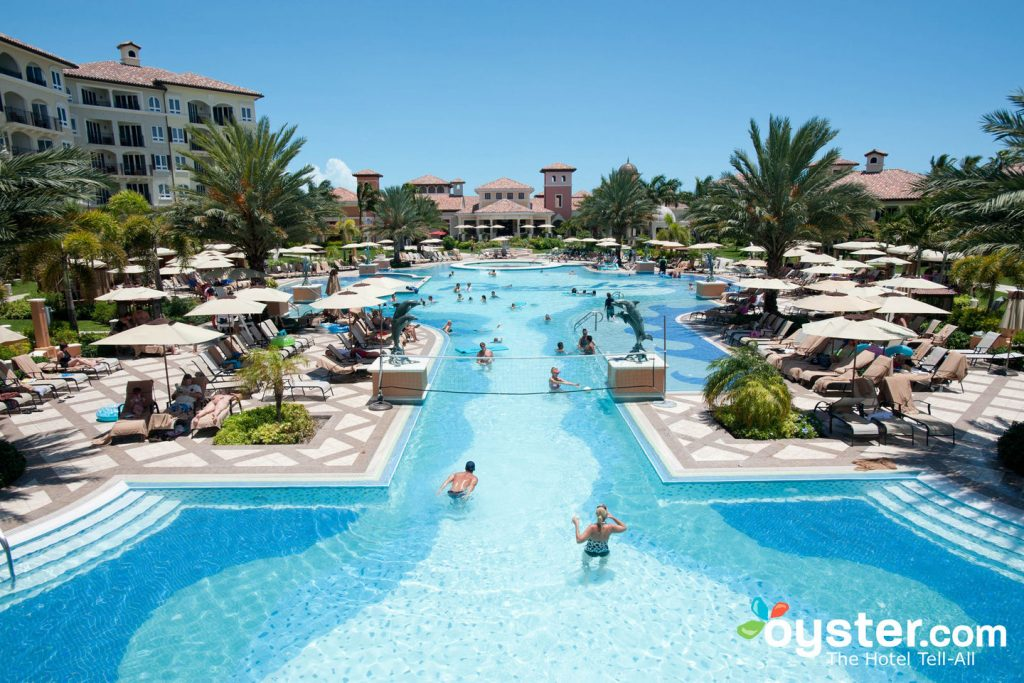The Italian Village Pool at Beaches Turks and Caicos Resort Villages and Spa/Oyster