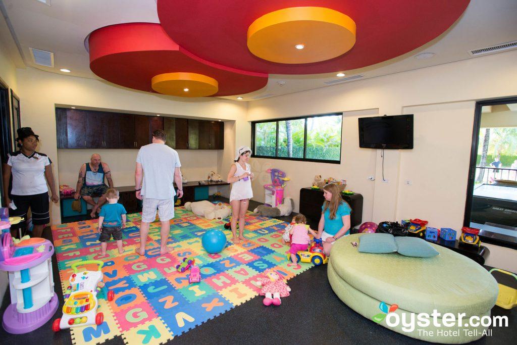 Kids Zone at The Reserve at Paradisus Punta Cana/Oyster