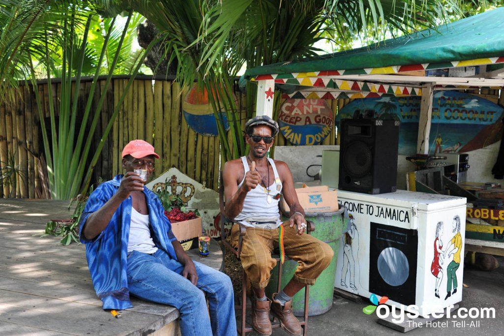 Ocho Rios, Jamaica/Oyster