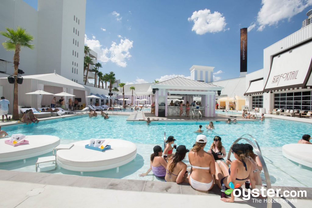 The Pool at the SLS Las Vegas