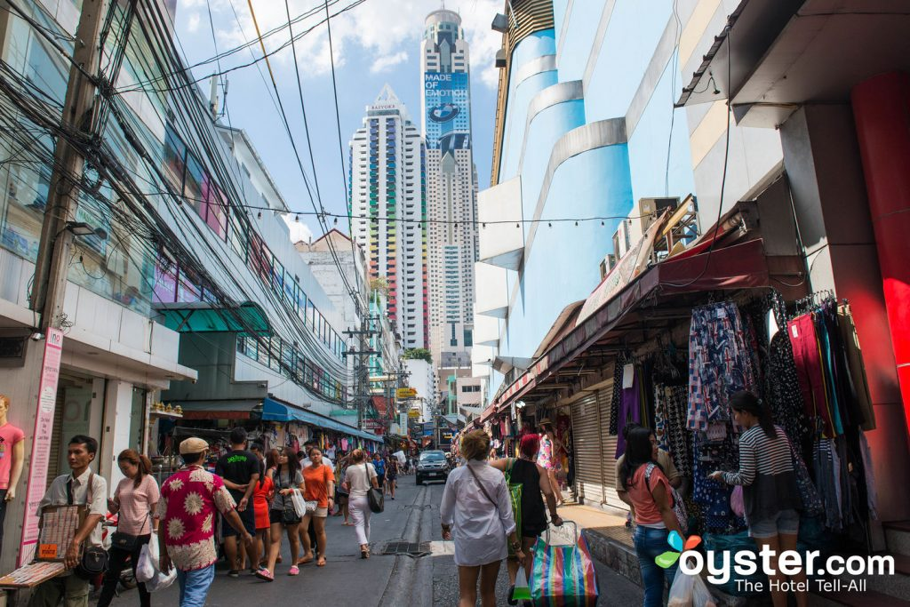 The markets of Southeast Asia are packed with vendors selling similar goods.