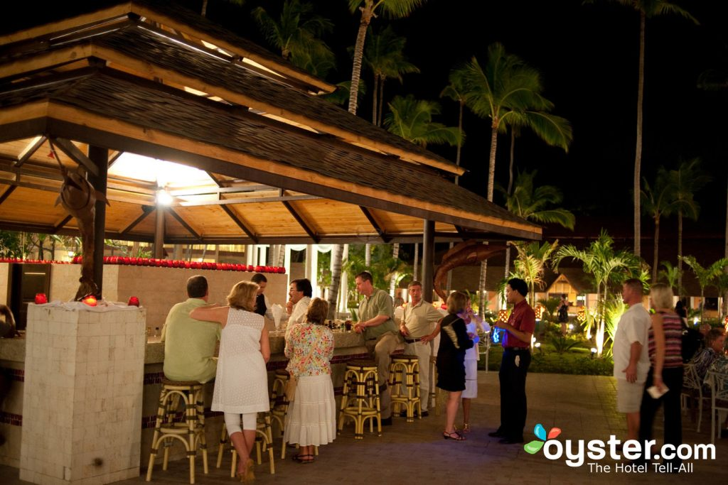 Plaza Bar at Majestic Elegance Punta Cana/Oyster