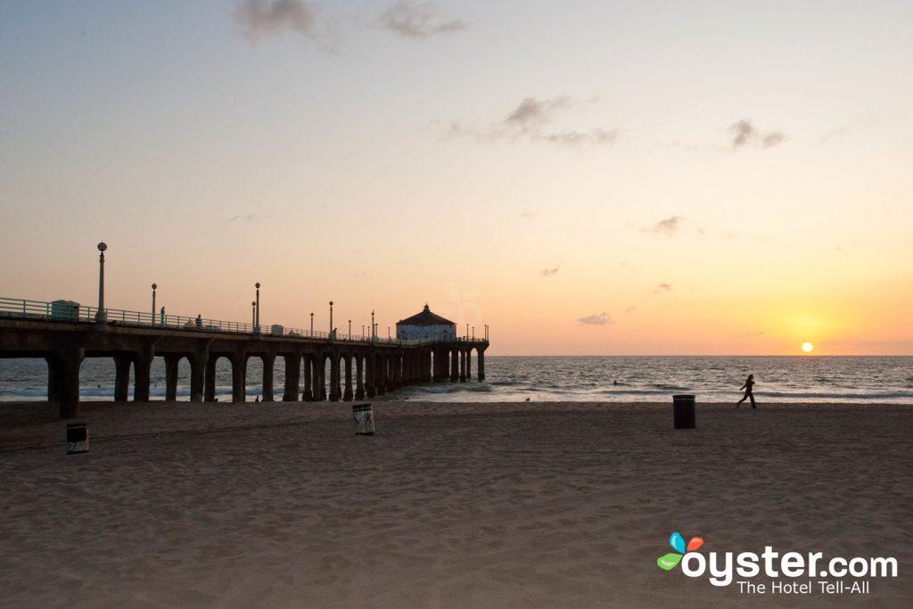 Les plages de Los Angeles sont l'étoffe de la légende.