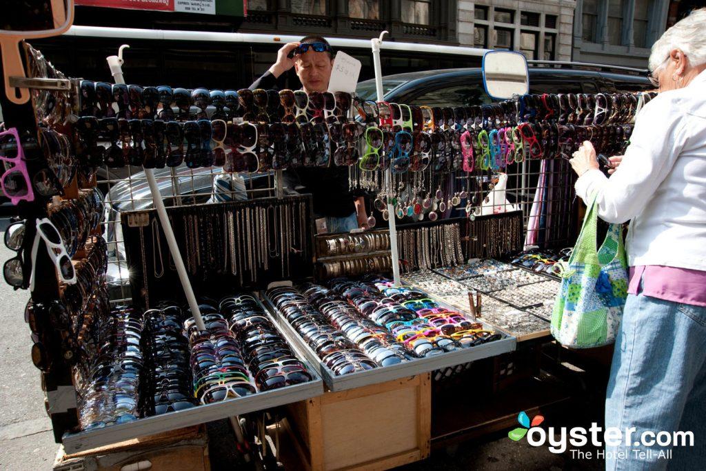 Compras de Broadway / Oyster