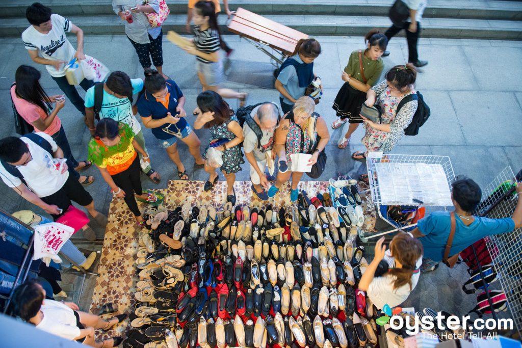Bargaining in Bangkok