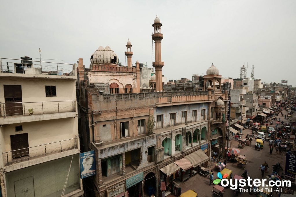 Delhi's Paharganj is packed with budget dives.