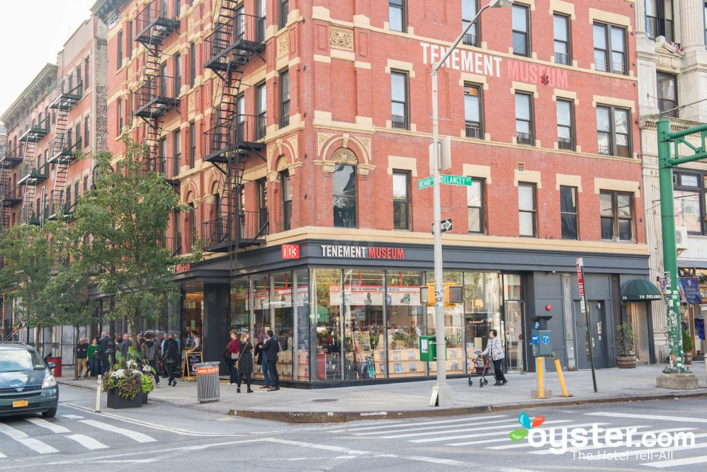 The Tenement Museum/Oyster