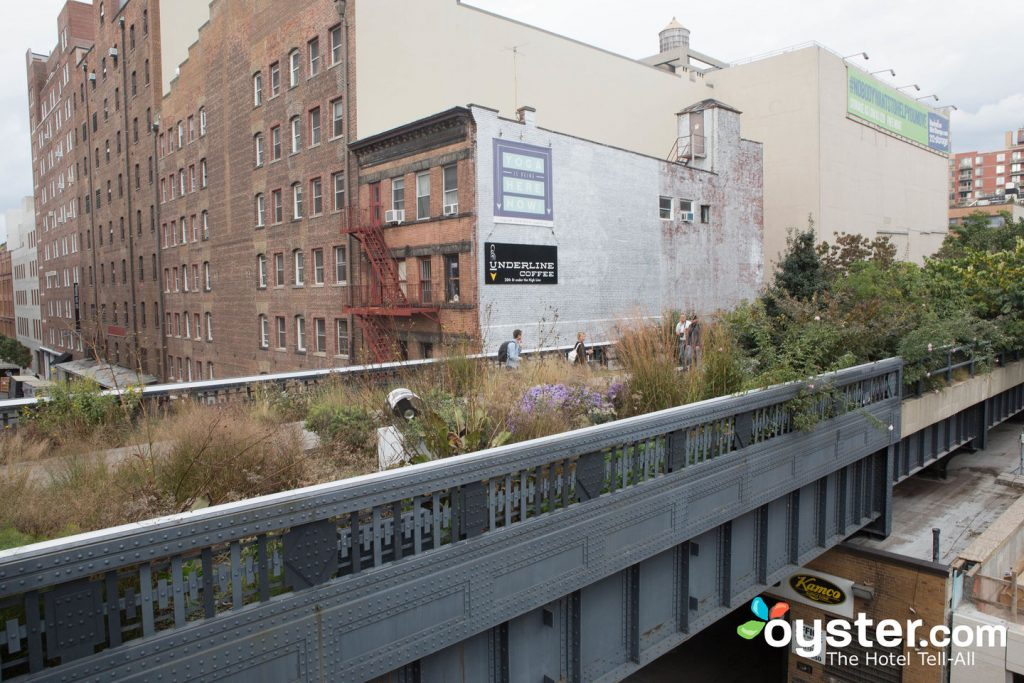 La High Line / Oyster