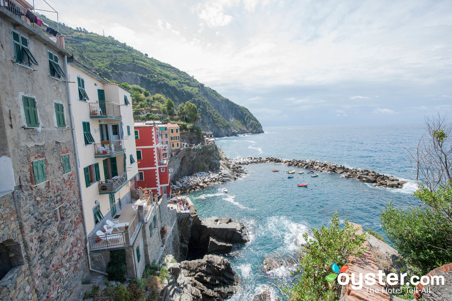 How to Get Around Cinque Terre