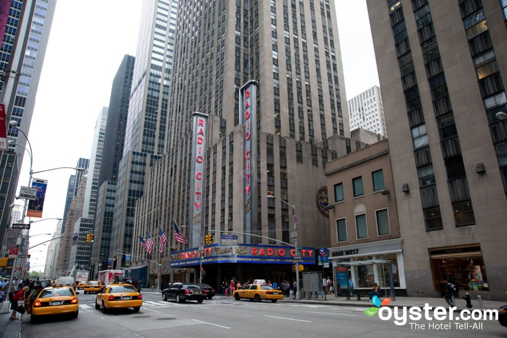 Home of the Rockettes' Christmas Spectacular, Radio City Music Hall is just one venue where you can find family-friendly fun.