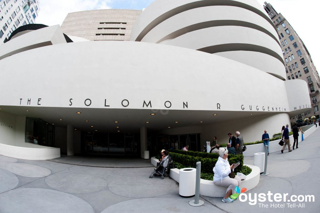 The Guggenheim is just one of New York's many hallowed museums.