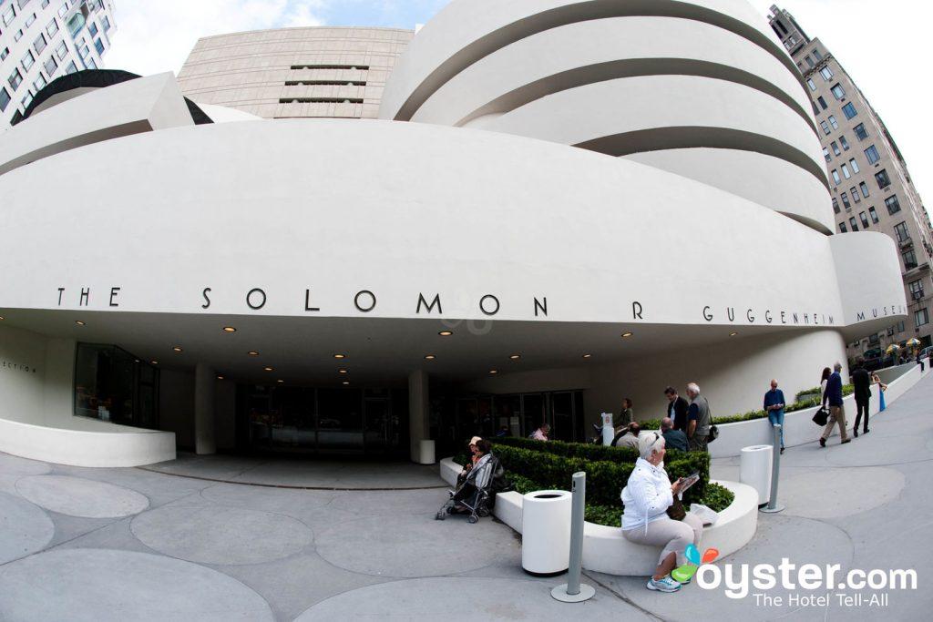 Le Guggenheim est juste l'un des nombreux musées consacrés de New York.