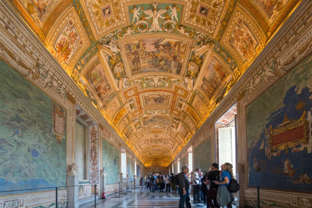 Hall in Vatican City