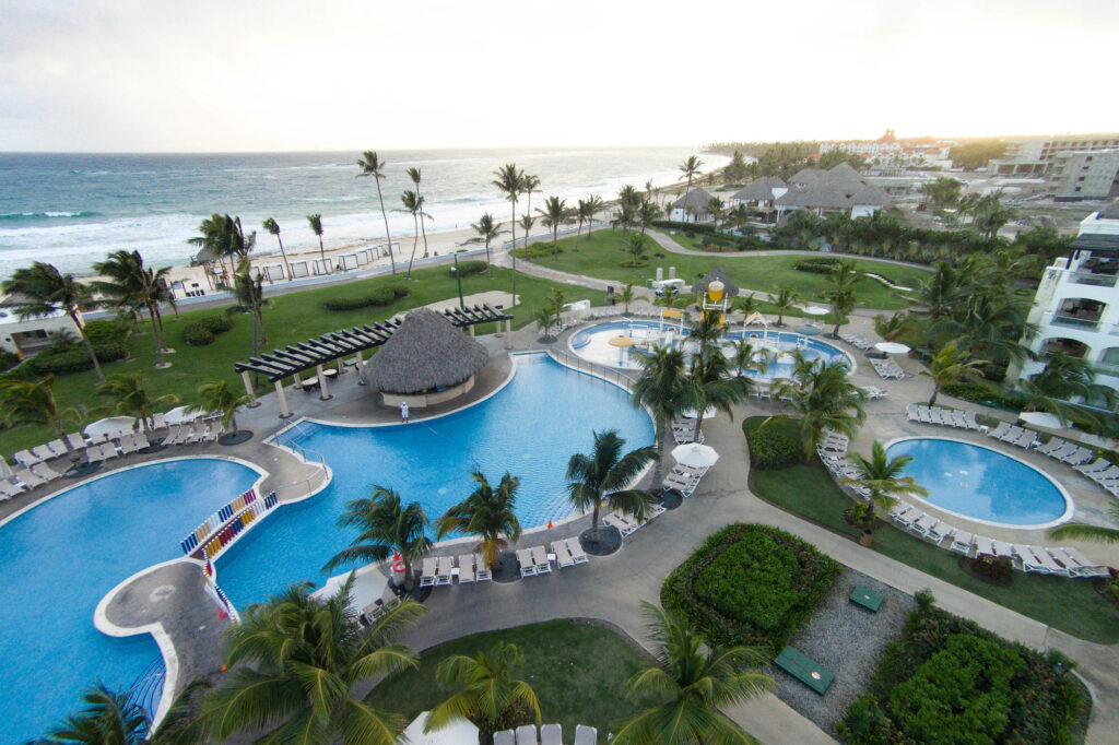 Pool Rock Hotel & Casino Punta Cana