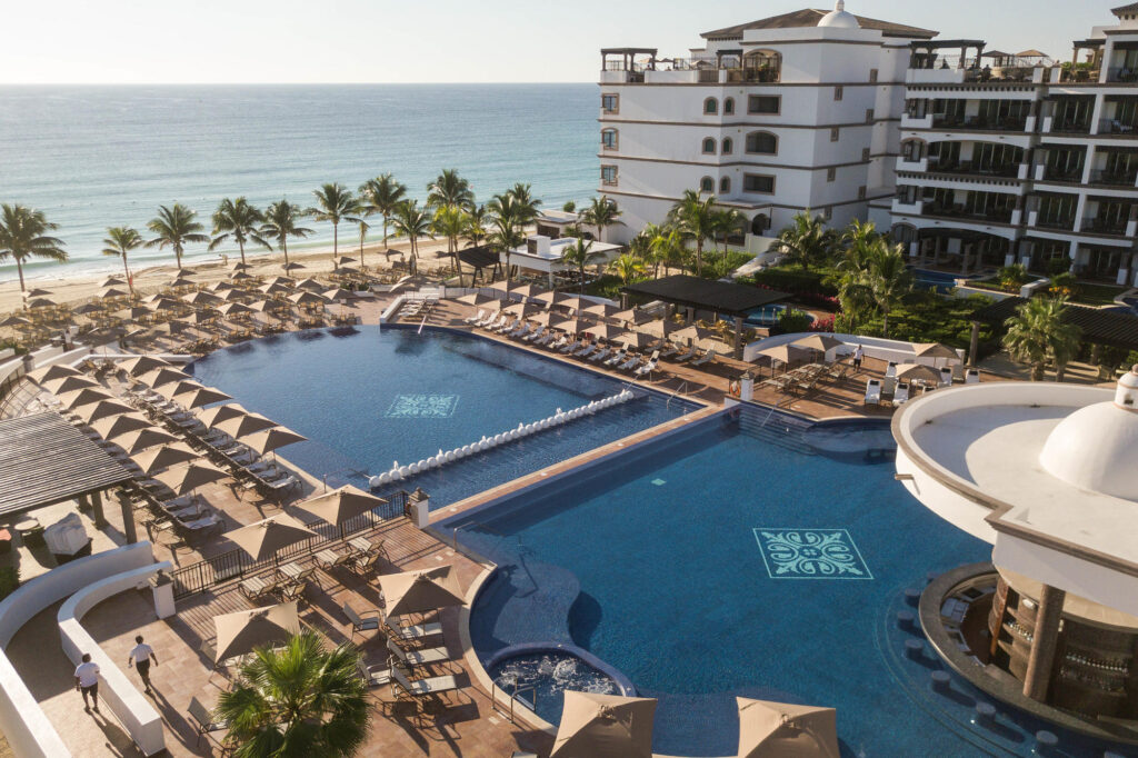 Pool at Grand Residences Riviera Cancun