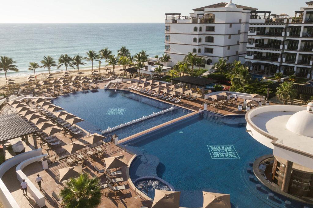 Pool at Grand Residences Riviera Cancun