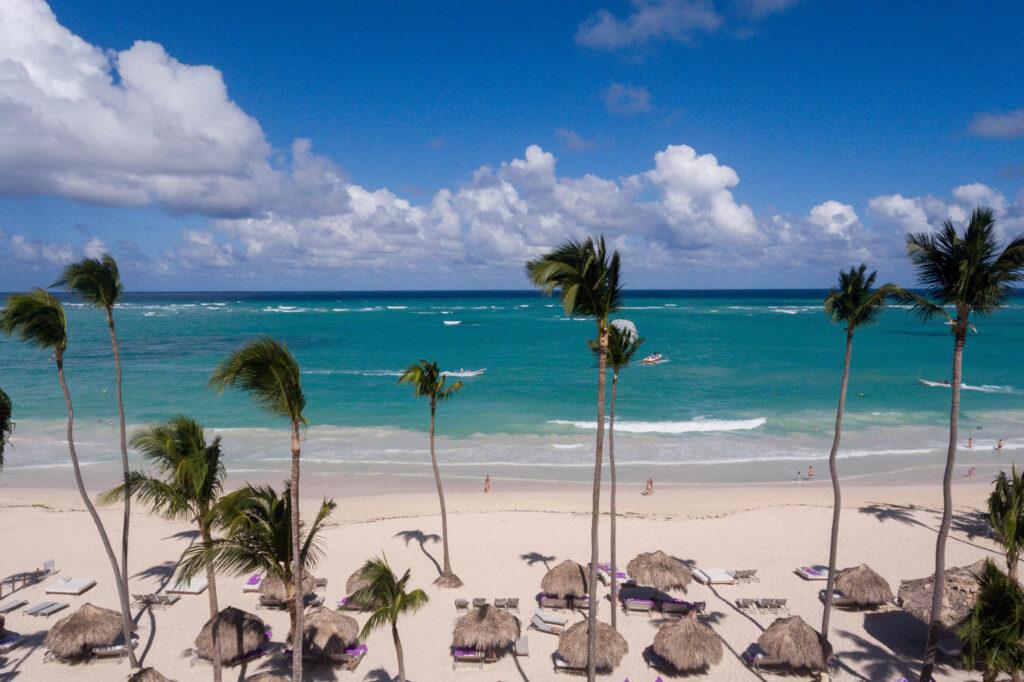 Beach at Paradisus Punta Cana Resort