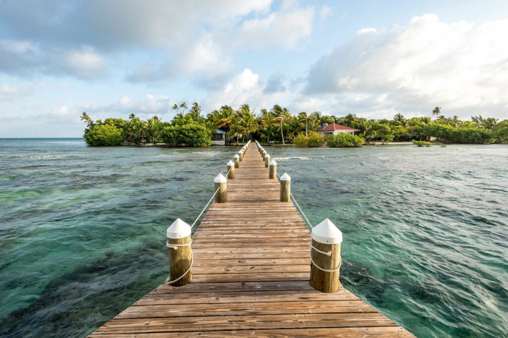 Ray Caye Island Resort/Oyster