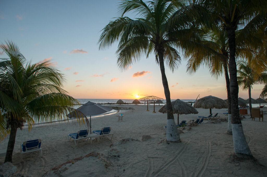 Beach at Sunscape Curacao Resort Spa & Casino