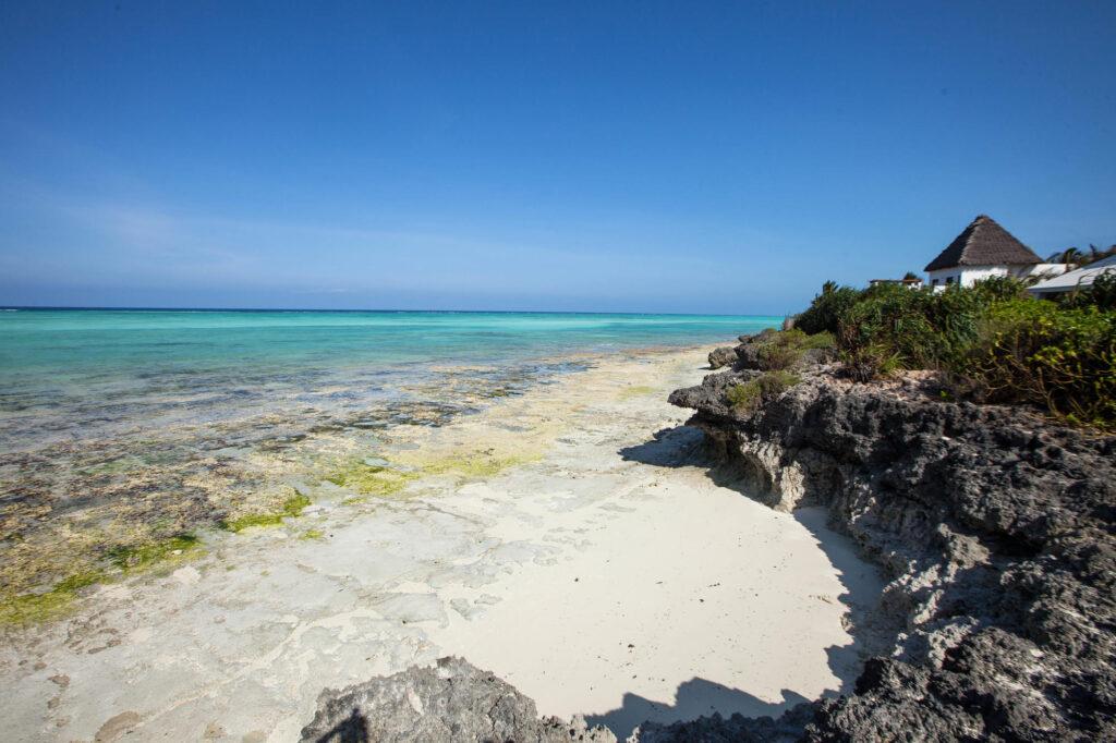 Spiaggia dell'Essque Zalu Zanzibar