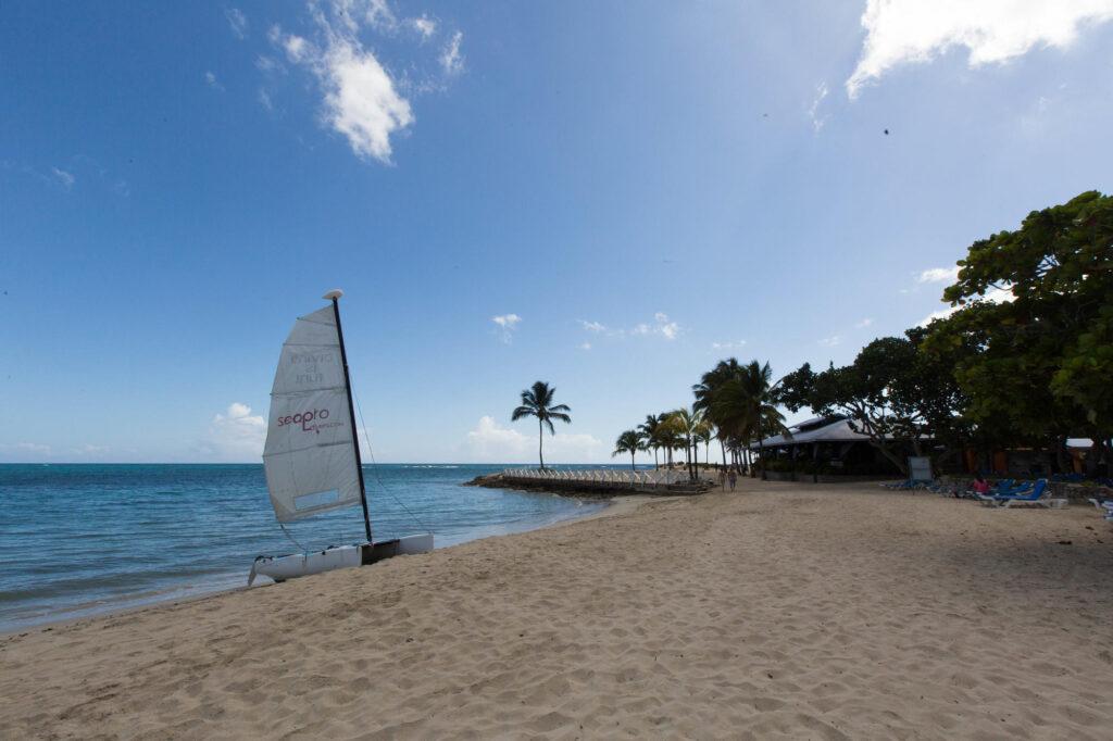 Beach at Grand Paradise Playa Dorada
