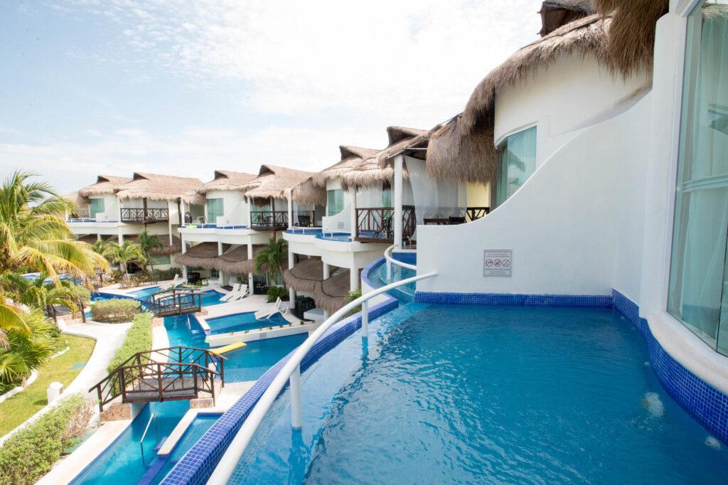 Private Pool at El Dorado Royale by Karisma