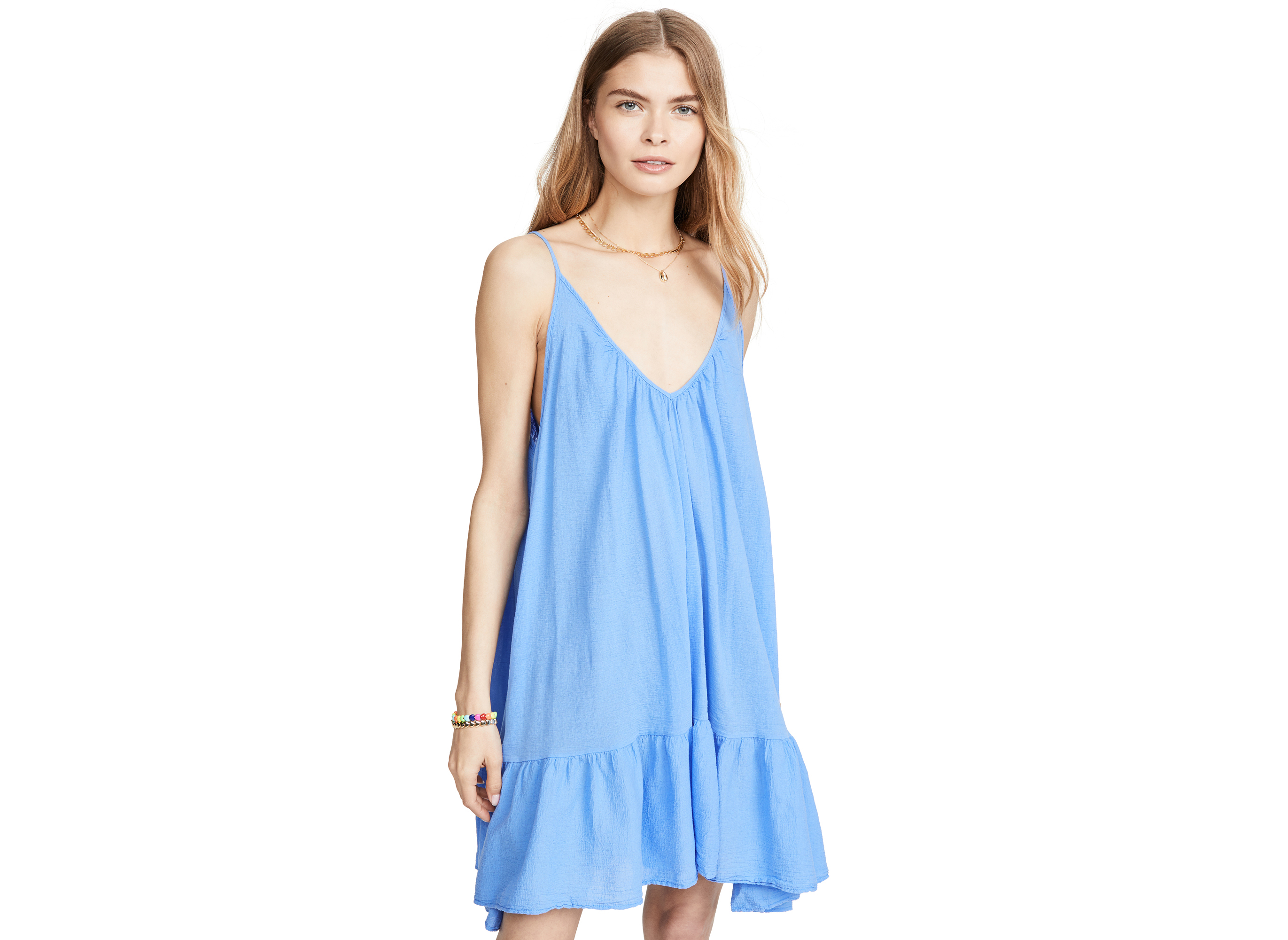 St. Tropez Mini Dress by 9seed