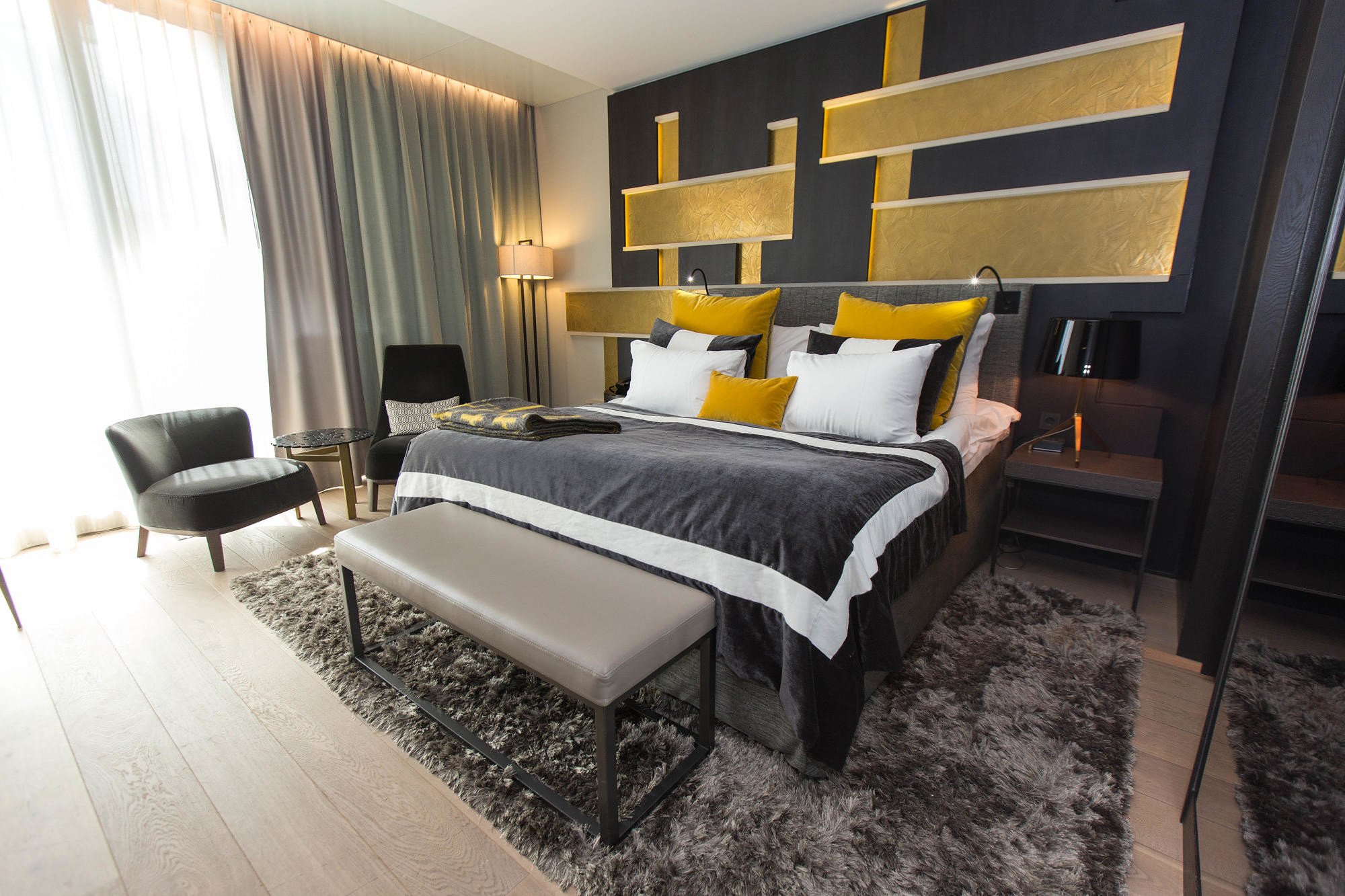 Deluxe Room at The Thief in Oslo, Norway
